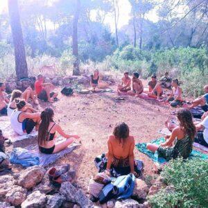 Animal communication retreat bali