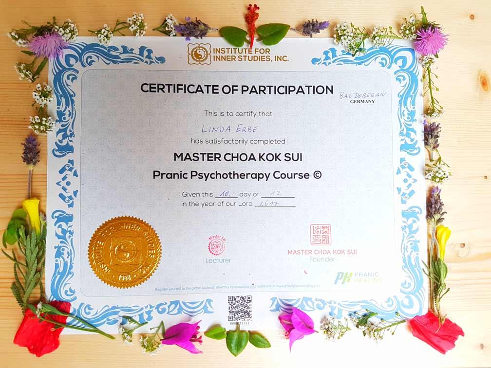 pranic healing psychotherapy